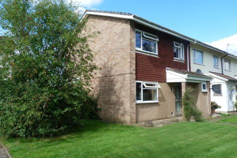 Kings Fee, Monmouth. 3 bedroom end of terrace house