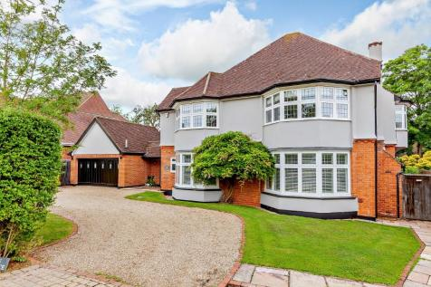 Greenway, Hutton Mount. 4 bedroom detached house