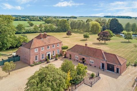 Wardens Hall, Willingale. 6 bedroom country house