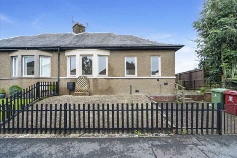 Wilson Road, Camelon, Falkirk. 1 bedroom bungalow