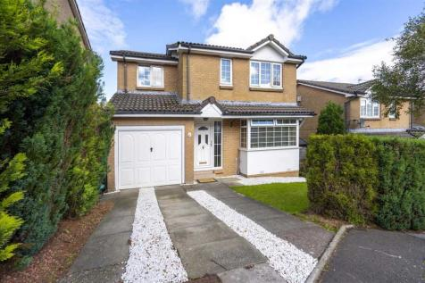 Braes View, Shieldhill, Falkirk. 4 bedroom detached house