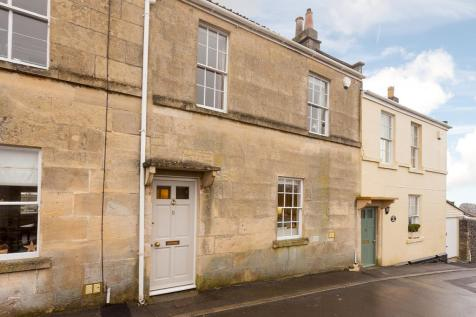 Mount Beacon Row, Richmond Lane, Lansdown, Bath, BA1. 3 bedroom terraced house