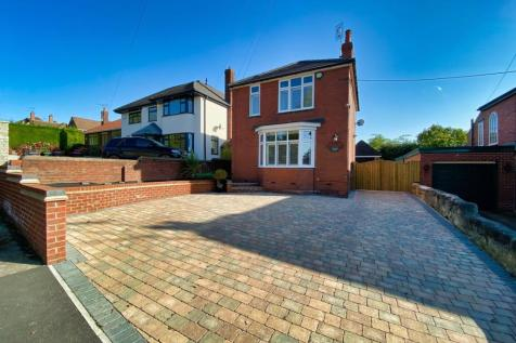 Dog Kennel Hill, South Anston Sheffield, S26 6NG. 3 bedroom detached house