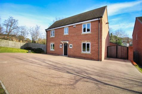 Jasmine Gardens, Swallownest, Sheffield, S26 4QD. 5 bedroom detached house