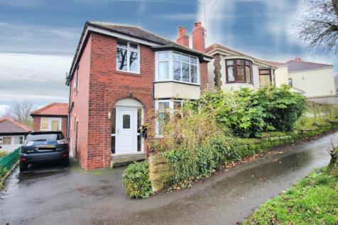 Cockshutt Road, Beauchief, Sheffield, S8 7DY. 3 bedroom detached house