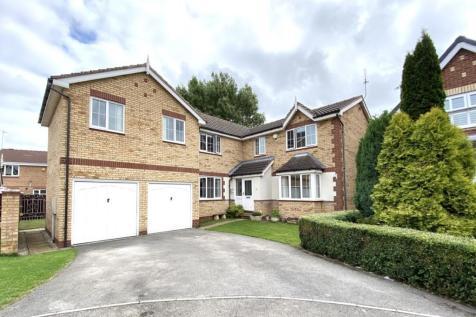 Springwell Drive, Beighton, Sheffield, S20 1XA. 5 bedroom detached house