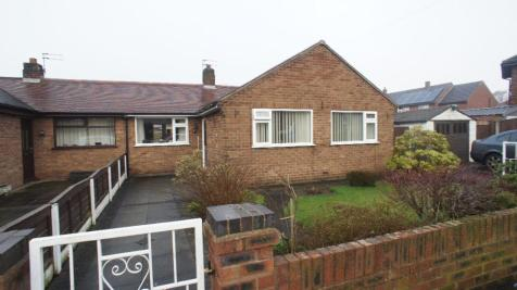 Seymour Drive, Padgate, Warrington. 2 bedroom semi-detached bungalow