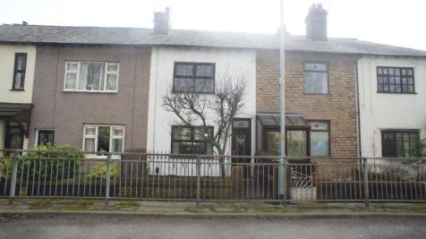 Manchester Road, Woolston, Warrington. 2 bedroom terraced house for sale
