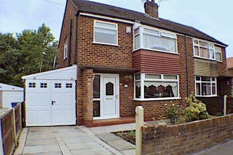 Cynthia Avenue, Woolston, Warrington. 3 bedroom semi-detached house