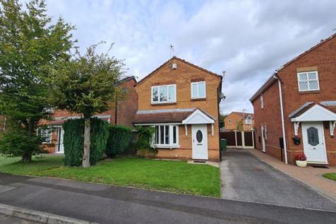 Riverside Close, Warrington. 3 bedroom detached house