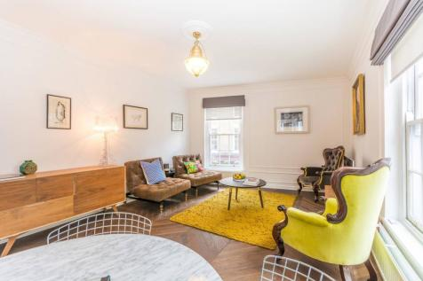 Whitfield Street, Fitzrovia, London, W1T. 2 bedroom flat
