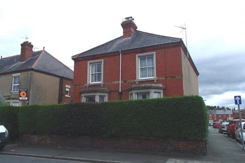 Flat 6, 7 Bersham Road, Wrexham. 1 bedroom flat