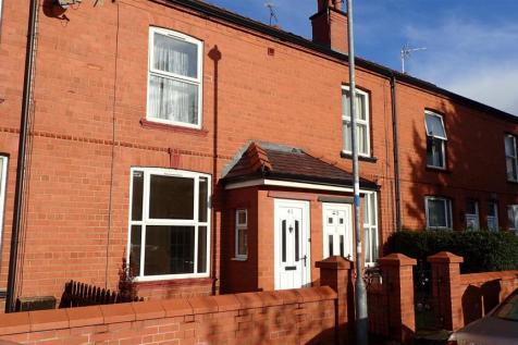 41 Rivulet Road, Wrexham. 2 bedroom house