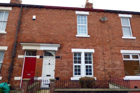 Myddleton Terrace, Carlisle, Cumbria, CA1 2AD. 2 bedroom terraced house