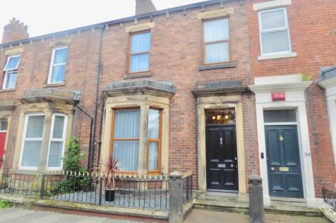 Aglionby Street, Carlisle, , CA1 1JS. 4 bedroom terraced house