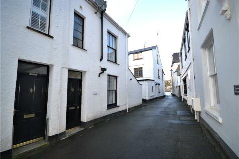 Princes Street, Looe, Cornwall. 2 bedroom terraced house