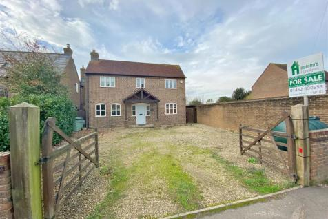 High Street, Arlingham, Gloucester. 4 bedroom detached house for sale