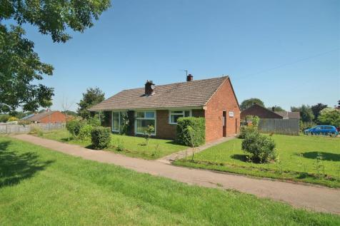 Bayfield Gardens, Dymock. 2 bedroom semi-detached bungalow for sale
