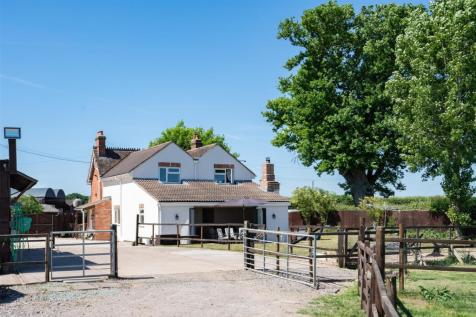 Malswick, Newent. 3 bedroom detached house