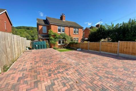 Church Road, Longhope. 3 bedroom semi-detached house for sale
