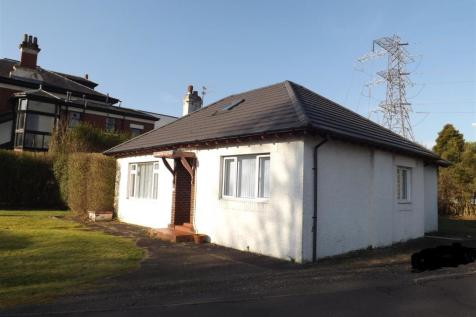 Blackhall Street, Paisley. 3 bedroom bungalow
