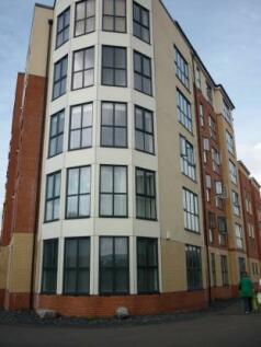 21 City Road, Derby, Derbyshire, DE1. 2 bedroom apartment