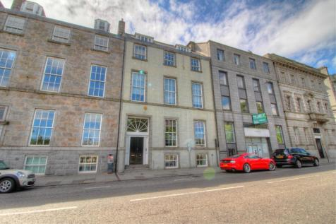 Union Terrace, Aberdeen. 2 bedroom apartment for sale