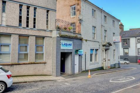 Irish Street, Dumfries. 2 bedroom flat