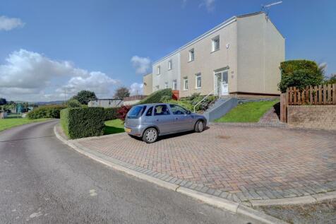 Kirkton, Dumfries. 3 bedroom semi-detached house