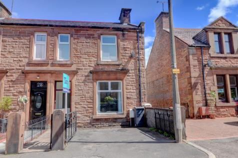 Eastfield Road, Dumfries. 3 bedroom semi-detached house