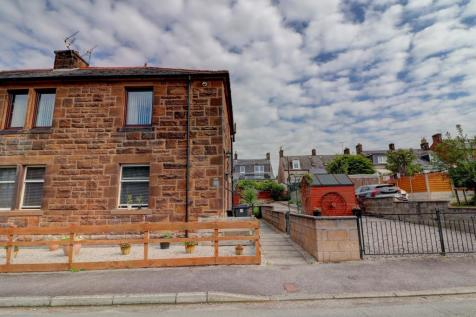 Millburn Avenue, Dumfries. 2 bedroom flat