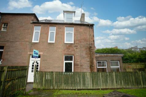 Leafield Road, Dumfries. 4 bedroom end of terrace house