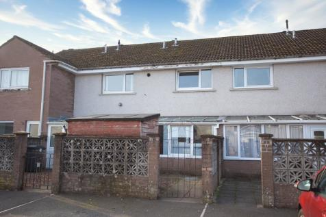 Cameron Court, Dumfries. 2 bedroom terraced house for sale