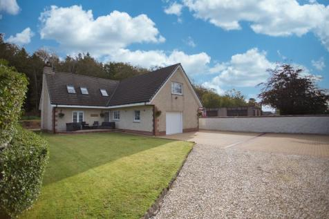 Clarencefield, Dumfries. 4 bedroom detached house for sale