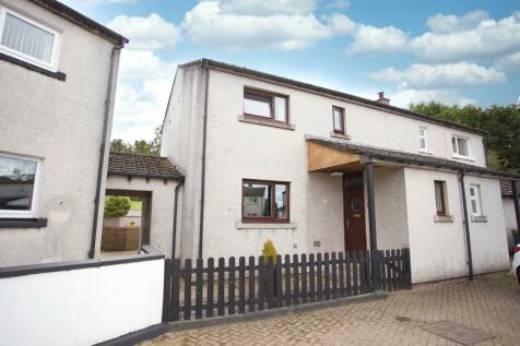 John Crabbe Crescent, Dumfries. 3 bedroom semi-detached house for sale