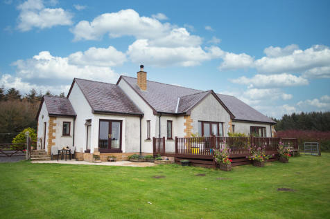 Ruthwell, Dumfries. 5 bedroom detached bungalow for sale