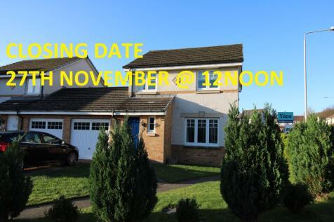 Rosin Court, Kirkcaldy. 3 bedroom link detached house for sale