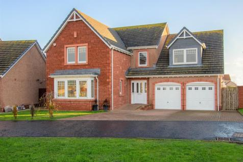 Dunlin Walk, Montrose. 5 bedroom detached house for sale