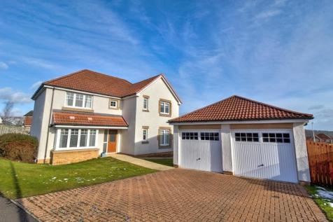 St. Martin Crescent, Dundee. 5 bedroom detached house for sale