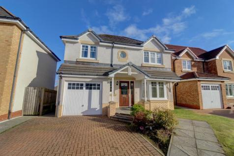 St. Martin Avenue, Dundee. 4 bedroom detached house for sale