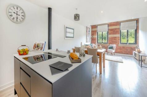 Conditioning House , Bradford,. 1 bedroom flat