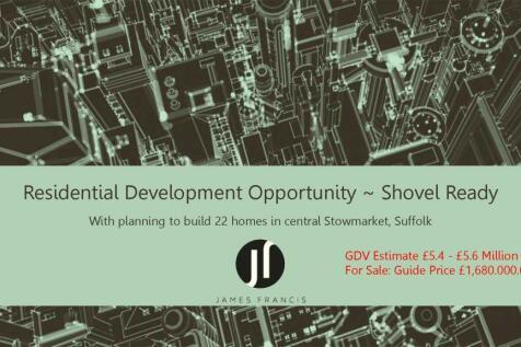 Violet Hill Road, Stowmarket, IP14 1NE, suffolk property