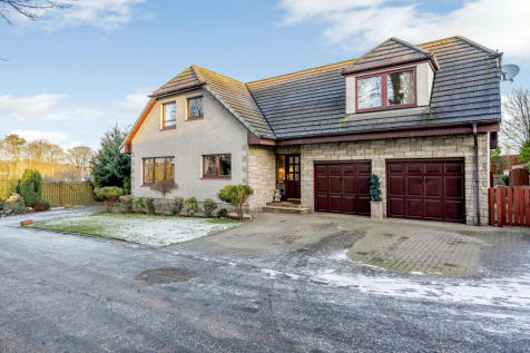 Woodend Gardens, Hillend, Dunfermline, KY11 9NJ. 4 bedroom detached house for sale
