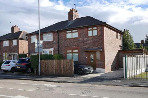 Manchester Road, Warrington, Cheshire, WA1. 3 bedroom semi-detached house for sale