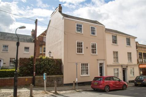 Palace Gate, Exeter, Devon, EX1. 4 bedroom semi-detached house for sale