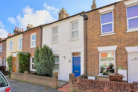 Culver Road, St Albans, Herts. 2 bedroom house