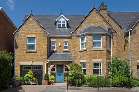 Brindley Close, Central North Oxford, OX2. 6 bedroom detached house