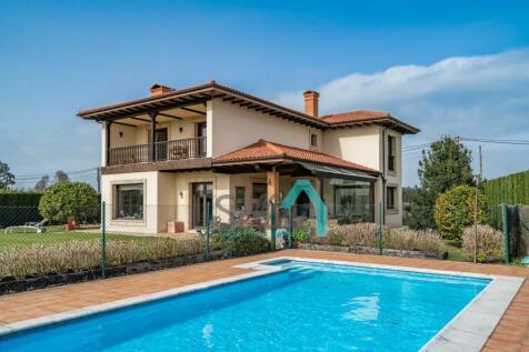 Asturias. 5 bedroom villa