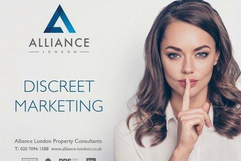 Discreet Marketing, London, E14. 3 bedroom penthouse for sale