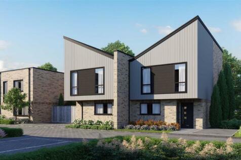 Plot 34, The Asher, Rainham, Kent. 3 bedroom semi-detached house